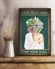 Garden Lose Your Mind Find Your Soul 16x24 Poster lifestyle-poster-3