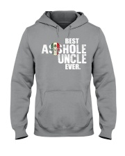 Best Asshole Uncle ever Hooded Sweatshirt thumbnail