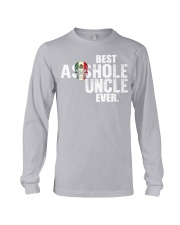 Best Asshole Uncle ever Long Sleeve Tee thumbnail