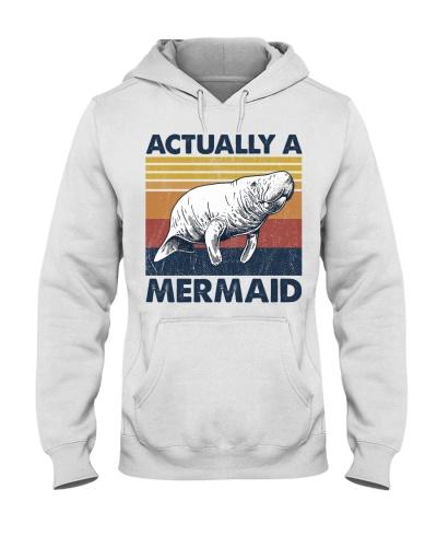 Mermaid Actually A Mermaid