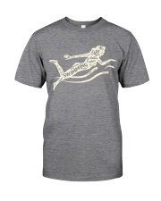 Life is better when i'm swimming Classic T-Shirt thumbnail
