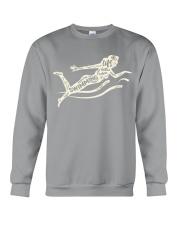 Life is better when i'm swimming Crewneck Sweatshirt thumbnail