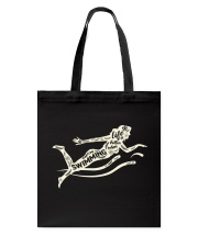 Life is better when i'm swimming Tote Bag thumbnail
