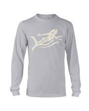 Life is better when i'm swimming Long Sleeve Tee thumbnail
