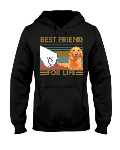 Dog Golden Retriever Best Friend For Life