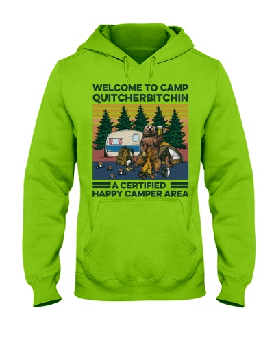 Camping Happy Camper Area