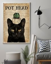 Garden Pot Head 16x24 Poster lifestyle-poster-1