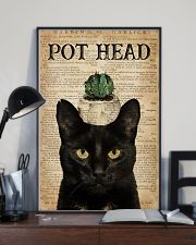 Garden Pot Head 16x24 Poster lifestyle-poster-2