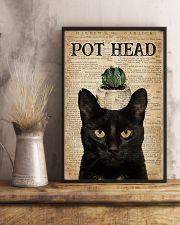 Garden Pot Head 16x24 Poster lifestyle-poster-3