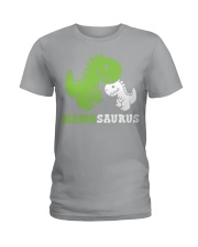 Mamasaurus Ladies T-Shirt thumbnail