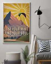 Skydiving Lose Your Mind Find Your Soul 16x24 Poster lifestyle-poster-1