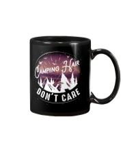 Camping hair don't care Mug thumbnail