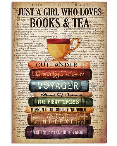 Outlander Books And Tea