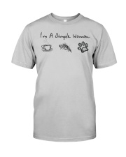 Dog I'm A Simple Woman - Hoodie And T-shirt Classic T-Shirt thumbnail