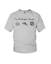 Dog I'm A Simple Woman - Hoodie And T-shirt Youth T-Shirt thumbnail
