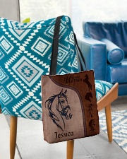 Horse Print All-over Tote aos-all-over-tote-lifestyle-front-01