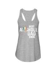 Best Asshole Dad ever Ladies Flowy Tank thumbnail