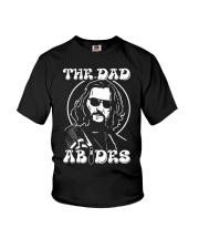 The dad abides Youth T-Shirt tile