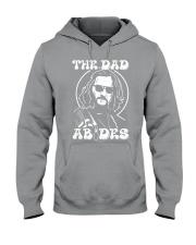 The dad abides Hooded Sweatshirt thumbnail