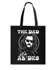 The dad abides Tote Bag tile