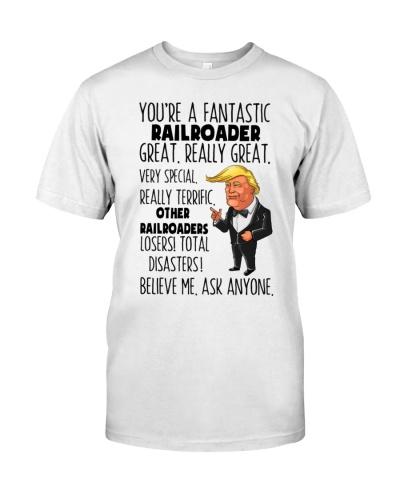 Railroader You're A Fantastic