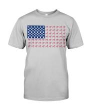 Dalmatian flag Classic T-Shirt thumbnail
