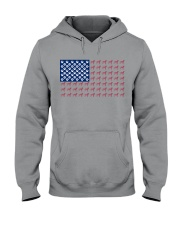 Dalmatian flag Hooded Sweatshirt tile