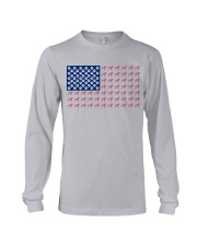 Dalmatian flag Long Sleeve Tee thumbnail