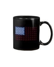 Dalmatian flag Mug thumbnail