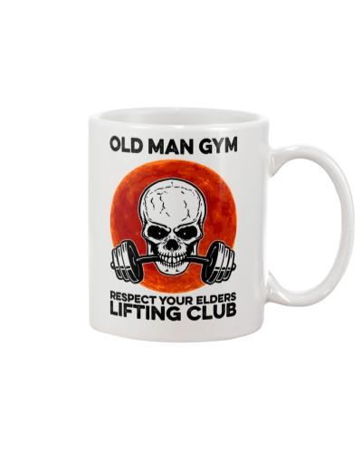Gym Old Man Gym