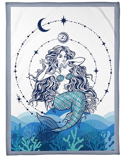 Mermaid On The Beach