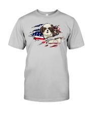 Shin Tzu Flag Classic T-Shirt tile