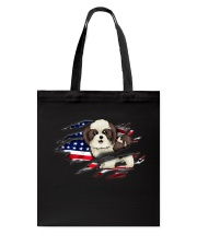 Shin Tzu Flag Tote Bag thumbnail