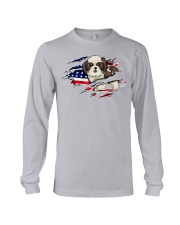 Shin Tzu Flag Long Sleeve Tee thumbnail