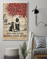 Dog Labrador Happily Ever After 2 16x24 Poster lifestyle-poster-1