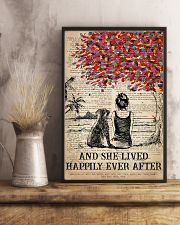 Dog Labrador Happily Ever After 2 16x24 Poster lifestyle-poster-3