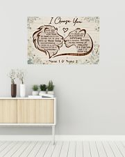 Family I Choose You 36x24 Poster poster-landscape-36x24-lifestyle-01