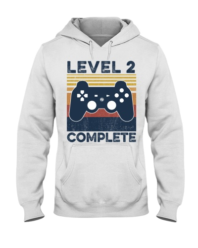 Game Level 2 Complete