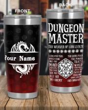 Dungeon Master 20oz Tumbler aos-20oz-tumbler-lifestyle-front-56