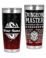 Dungeon Master 20oz Tumbler front