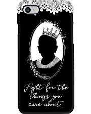Feminist Fight For The Things Phone Case i-phone-8-case