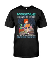 Bookworms Classic T-Shirt front