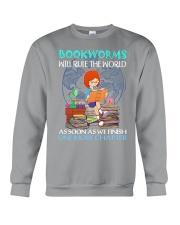 Bookworms Crewneck Sweatshirt thumbnail
