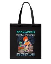 Bookworms Tote Bag thumbnail