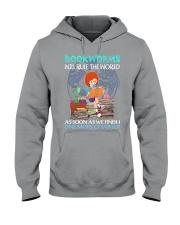 Bookworms Hooded Sweatshirt thumbnail