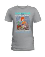 Bookworms Ladies T-Shirt thumbnail