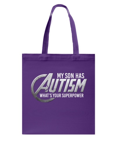 My son has Autism