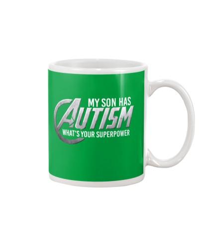 My son has Autism