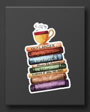 Book and Tea Sticker - Single (Vertical) aos-sticker-single-vertical-lifestyle-front-08
