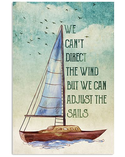 Sailing We Can Adjust The Sails